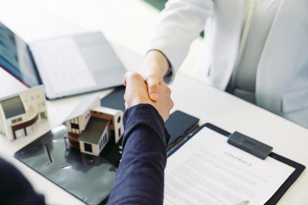 任意売却不動産や、権利関係が複雑な不動産の売買